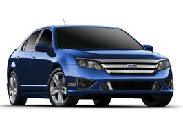 2012 Ford Fusion Sport