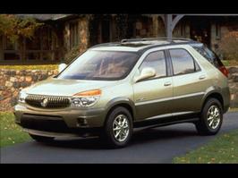 2004 Buick Rendezvous CX