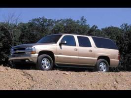 2005 Chevrolet Suburban 1500 Z71