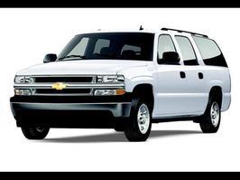 2008 Chevrolet Suburban 1500 LTZ