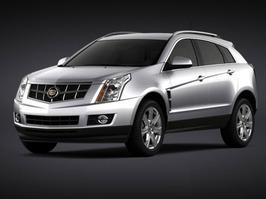 2011 Cadillac SRX Performance