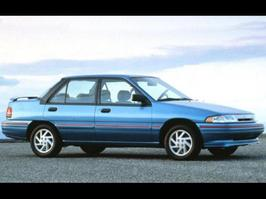 1994 Mercury Tracer Base
