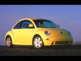 1999 Volkswagen New Beetle GLX
