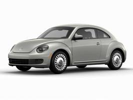 2014 Volkswagen Beetle Entry