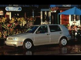 1997 Volkswagen Golf K2
