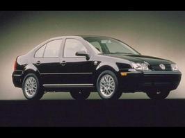 2001 Volkswagen Jetta Wolfsburg Edition