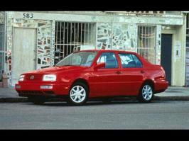 1997 Volkswagen Jetta GLS