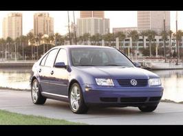 2001 Volkswagen Jetta GLS