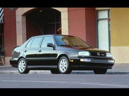 1998 Volkswagen Jetta GLX
