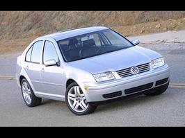 2003 Volkswagen Jetta GLX