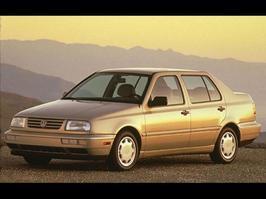 1996 Volkswagen Jetta TREK
