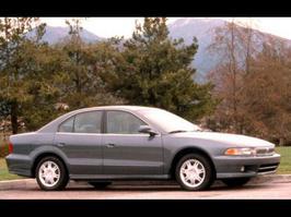 2000 Mitsubishi Galant DE
