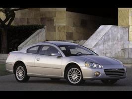 2003 Chrysler Sebring LX
