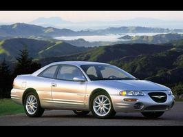 2000 Chrysler Sebring LXi