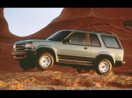 1993 Mazda Navajo LX