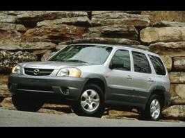 2002 Mazda Tribute ES