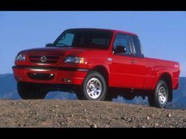 2001 Mazda B-Series B3000