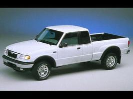 1998 Mazda B-Series B4000