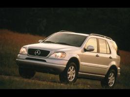 1999 Mercedes-Benz ML 430