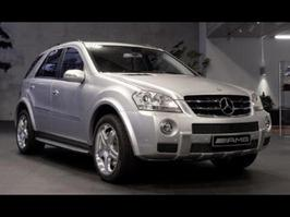 2008 Mercedes-Benz ML 63 AMG
