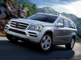 2011 Mercedes-Benz GL 350
