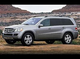 2007 Mercedes-Benz GL 450