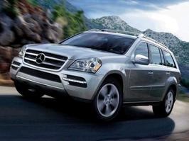 2008 Mercedes-Benz GL 450