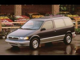 1996 Mercury Villager GS