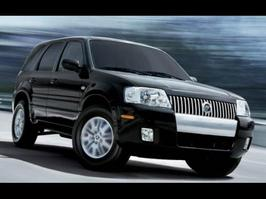 2007 Mercury Mariner Convenience