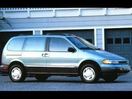 1994 Nissan Quest XE