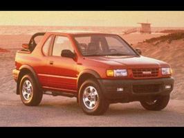 1999 Isuzu Amigo S