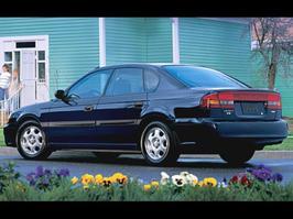 2004 Subaru Legacy L