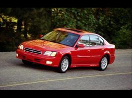 2000 Subaru Legacy 2.5 GT