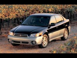 2002 Subaru Outback Limited Edition