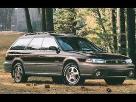 1999 Subaru Outback Limited Edition