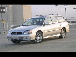2004 Subaru Legacy 2.5 GT
