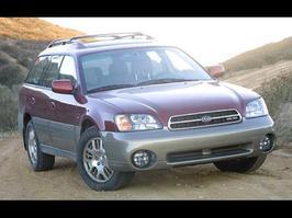 2002 Subaru Outback Limited Edition