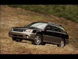2000 Subaru Outback Limited Edition
