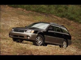 2000 Subaru Outback Limited Edition