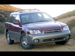 2004 Subaru Outback L.L. Bean Edition