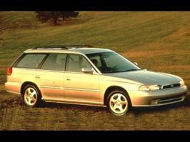 1998 Subaru Legacy 2.5 GT