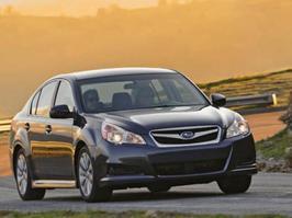 2010 Subaru Legacy 2.5 GT Limited