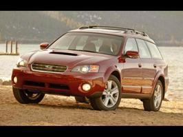 2006 Subaru Outback 2.5i