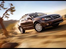 2008 Subaru Outback Limited Edition