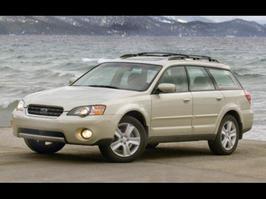 2005 Subaru Outback 3.0 R Limited