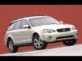 2005 Subaru Outback 3.0R L.L. Bean Edition