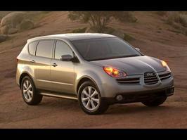2006 Subaru Tribeca Limited Edition