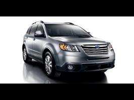 2008 Subaru Tribeca Limited Edition
