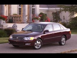 2003 Toyota Avalon