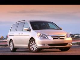 2007 Honda Odyssey EX